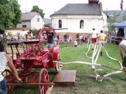 16. 7. 2011  Jamnice - Překonej rybník 2011