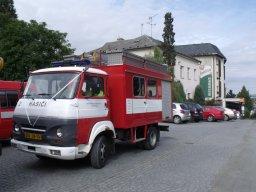 29. 9. 2012  Svatba hasiče z Dobroslavic na zámku v Hradci nad Moravicí