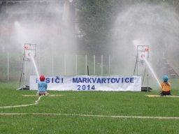 21. 9. 2014  2. kolo Hlučínské ligy mládeže 14-15 - Markvartovice