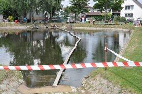 14. 7.  Jamnice - Překonej rybník 2018