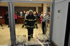 24. 11.  Studentský železný hasič 2018